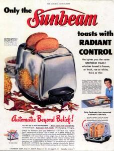 Unfortunately, the name Sunbeam is already taken